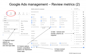 Google Ads Online Training Course Notes